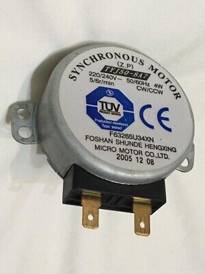 £4.99 • Buy Panasonic Microwave Turntable Synchronous Motor -For Parts.