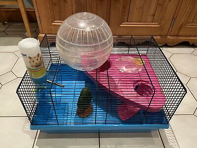 Rosewood Pico Hamster Cage • 5.30£