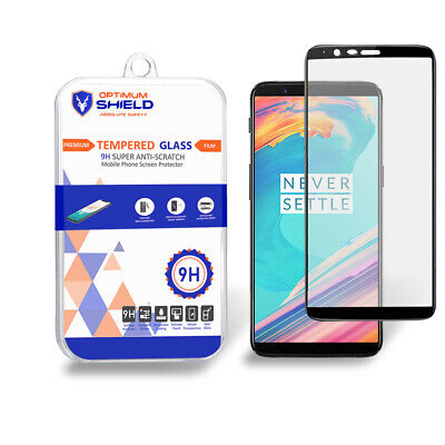 AU16.59 • Buy Optimum Shield Tempered Glass Screen Protector For OnePlus 5T