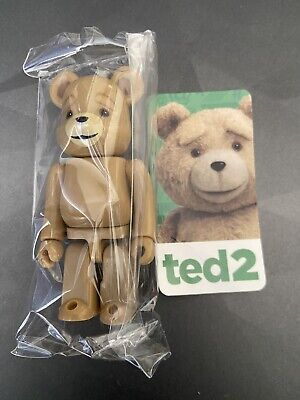 $7 • Buy Medicom Bearbrick Be@rbrick 100% Series 30 (Animal) Ted 2 Bear S30 Toy