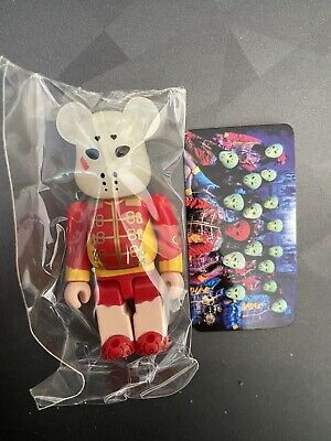 $4.50 • Buy Medicom Bearbrick Be@rbrick 100% Series 30 Horror  Mask Girl Kamen Joshi  S30