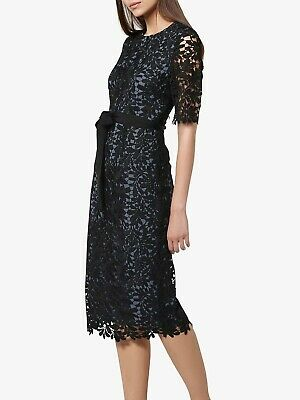 AU70 • Buy L.K.Bennett Leigh Dress Blue/Black - New Without Tag - Size 10 - Free Postage