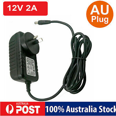 AU19.90 • Buy 12V 2A Power Supply Adapter For SMD 5050 SMD3528 LED Strip Lights Switch Charger