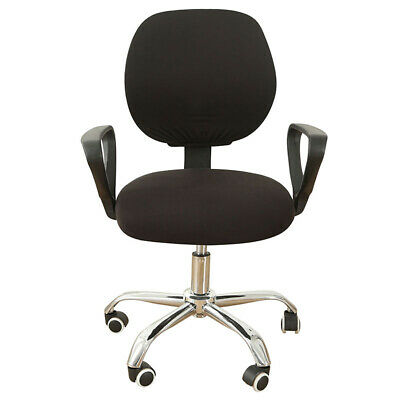 AU7.99 • Buy Office Chair Cover Seat Cover Case Home Computer Desk Stretch Washable Removable