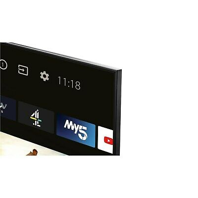 $ CDN718.09 • Buy Refurbished TCL 50  4K Ultra HD With HDR10+ QLED Freeview Play Smart TV
