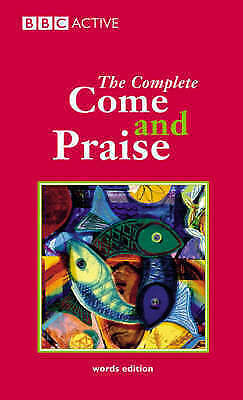 £4.92 • Buy The Complete Come And Praise Words Edition Lyrics Only Book,  , Very Good, FAST
