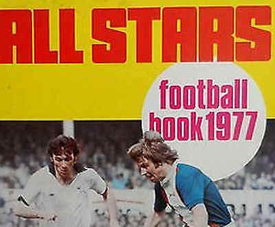 £2.95 • Buy All Stars Football Book Player Pictures 1977 - Various Teams Players