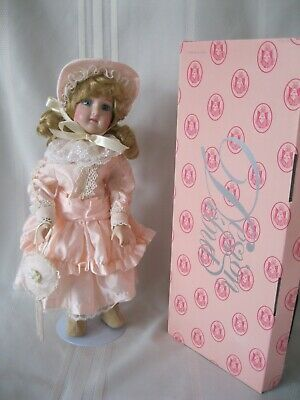 $ CDN18.80 • Buy  Design Debut Adelaide Porcelain Doll 15  Original Box