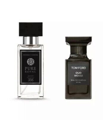 FM World Perfume 335 Unisex Pure Royal Inspired By Tom Ford Oud Wood  50ml • 27.99£