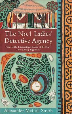 AU7.50 • Buy The No. 1 Ladies' Detective Agency By Alexander McCall Smith VGC