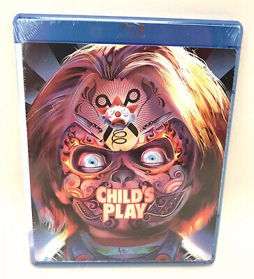 Child's Play 1988 (Blu-ray Disc, 2015) Brand New Factory Sealed • 7.15£