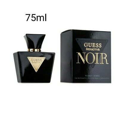 New Guess Seductive Noir Women's Perfume 75ml • 29.08£
