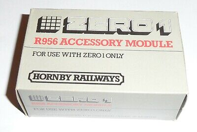 £14.99 • Buy Hornby Zero 1 R956 Accessory Module - Boxed, Never Used, With Instrustions