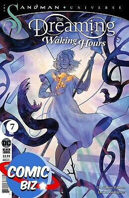 £3.65 • Buy Dreaming Waking Hours #7 (of 12) (2021) 1st Printing Bagged & Boarded Dc