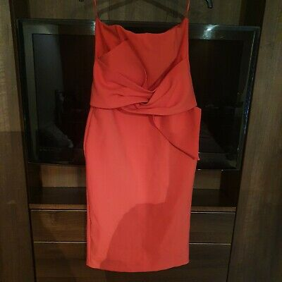 Coral Occasion Dress • 13£