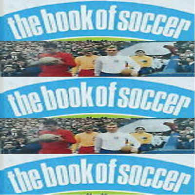 £3.25 • Buy Bobby Moore Book Of Soccer 1968 / 1969 Annual Football Pictures - Various Teams