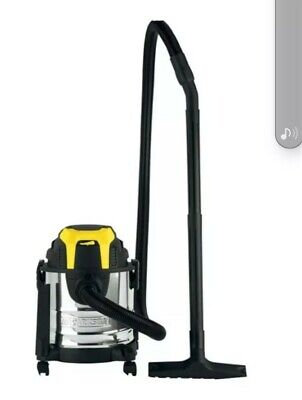Parkside Wet And Dry Vacuum Cleaner 1300W 20L 3-years Warranty Invoice  INCLUDED • 59.99£