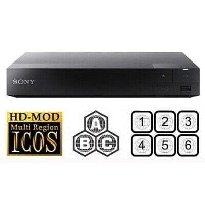 AU290 • Buy Sony BDP-S1500 CD / DVD / Bluray Player With Multi-region Upgrade
