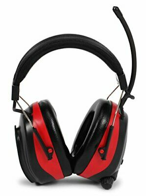 Nordstrand Ear Defenders Protection Muffs Headphones - AM/FM Radio - Phone Ster • 39.01£