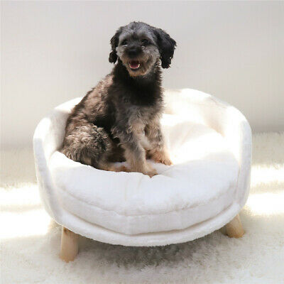 AU49.95 • Buy Pet Sofa Bed Dog Cat Kitty Puppy Couch Removable Soft Cushion Chair Seat Lounger
