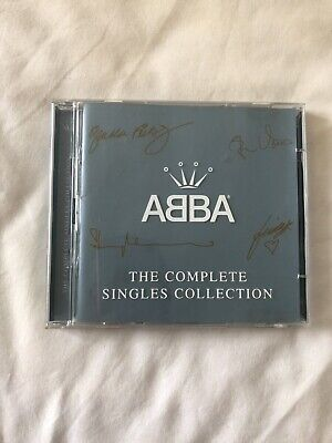 £20 • Buy ABBA The Complete Singles Collection 2CD Germany 1999 Compliation