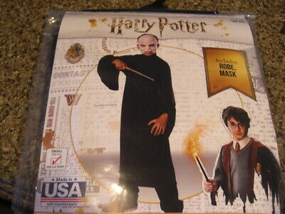 £12.22 • Buy  LORD Voldemort HALLOWEEN Costume Size SMALL 4-6 New Harry Potter
