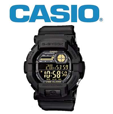 Casio GD-350-1BER G-Shock Alarm Chronograph Mens Watch With Negative Display • 79.95£