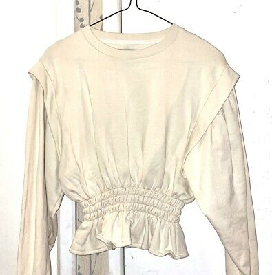 AU7.99 • Buy Pull And Bear Top Size S