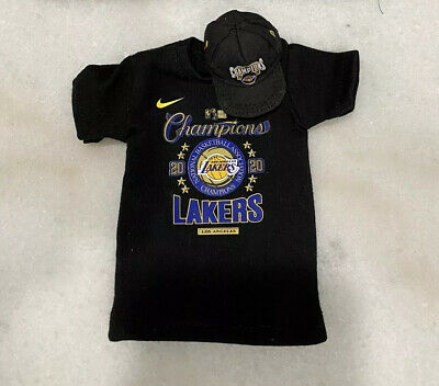 $29.99 • Buy 1/6 NBA Lakers Lebron James 2020 Championship Hat And T-shirt For ENTERBAY