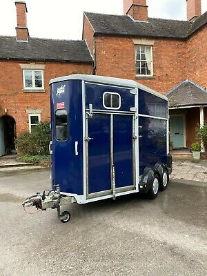 Ifor Williams HB511 2016 Horse Trailer VG Condition Px Welcome Left Unload NOVAT • 5,250£