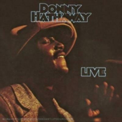 Donny Hathaway: Live =CD= • 9.99£