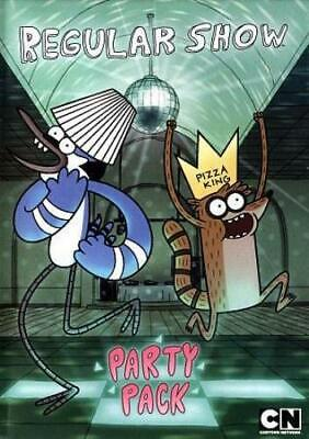 £4.31 • Buy Regular Show: Party Pack (DVD)