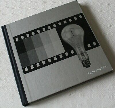 TIME LIFE BOOKS-LIFE LIBRARY OF PHOTOGRAPHY -LIGHT AND FILM-Hardback -1975 • 6.99£