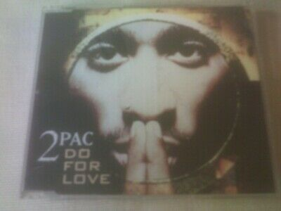 2pac - Do For Love - 1997 Promo Cd Single • 4.99£