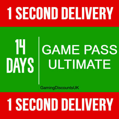 $ CDN8.48 • Buy Xbox Live Gold Xbox Game PASS Ultimate 14 Day 2 Weeks - Instant Delivery 24/7