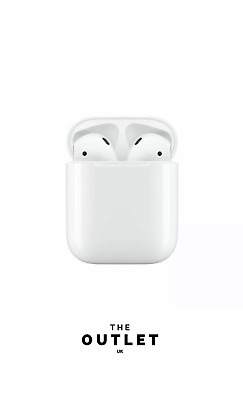 $ CDN141.58 • Buy Apple AirPods 2nd Generation Bluetooth Headphones With Wireless Charging Case