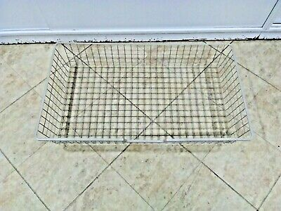 Ikea Komplement Sliding Wire Basket ONLY To Fit PAX Wardrobe 100cm W • 8.99£