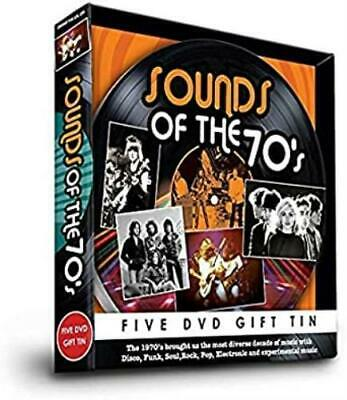 SOUNDS OF THE 70'S (Region 1 DVD,US Import *PRE-ORDER*.) • 36.59£