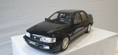 £150 • Buy RS COSWORTH FORD SIERRA SAPHIRE 4x4 BLACK 1/18 SCALE OTTO MODELS