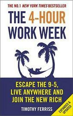 AU19.05 • Buy The 4-Hour Work Week By Timothy Ferriss NEW