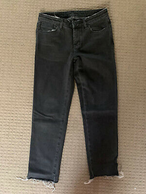 AU26 • Buy Womens Ksubi Jeans. Black. Waist 25 Inch.