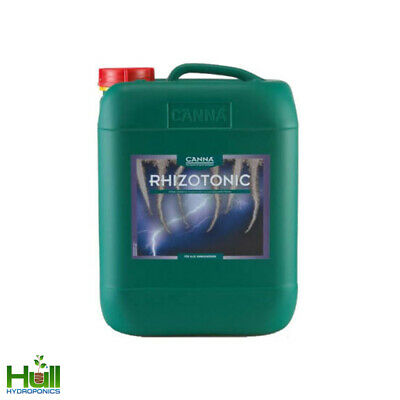 Canna Rhizotonic 10L Root Stimulant And Stress Reliever Nutrient Hydroponics • 178.95£