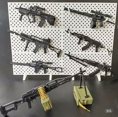 """Details about  /1//6 Scale Type 38 Rifle Gun Weapon Accessories Military For 12/"""" Action Figure UK"""