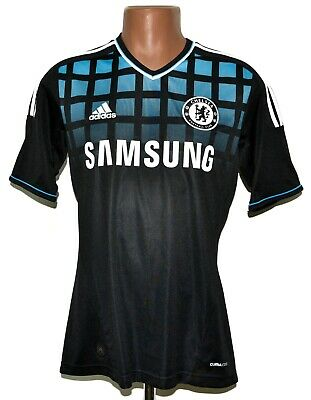 Chelsea London 2011/2012 Away Football Shirt Jersey Adidas Size S Adult • 44.99£