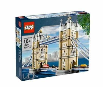 LEGO Creator Tower Bridge 10214 Brand New And Sealed • 299.95£