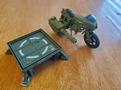 $ CDN37.87 • Buy GI Joe 1982 RAM Rapid Fire Motorcycle & JUMP Lot Of 2 Vintage Hasbro Vehicles