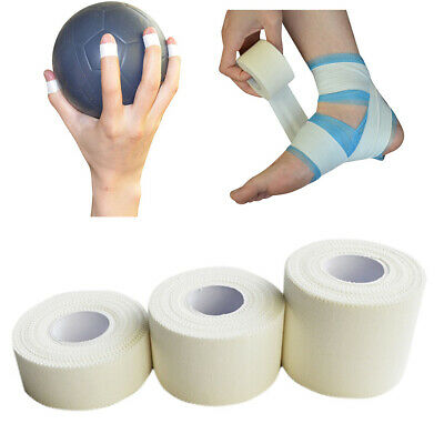 Medical Sports Wrap Soft Underwrap Sport Physio Tape Bandage Body Strapping • 2.31£