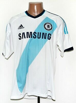 Chelsea London 2012/2013 Third Football Shirt Jersey Adidas Size L Adult • 27.99£