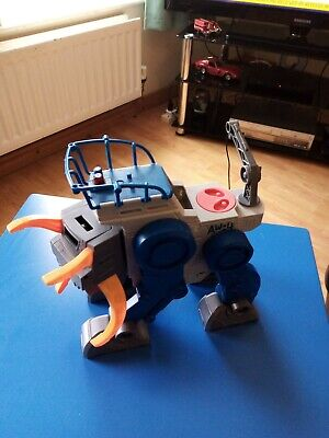 Imaginext Space Alpha Walker AW:4,tested,fully Working. Vgc • 8£
