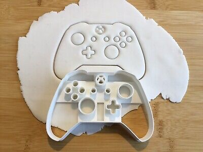 £5.50 • Buy Xbox Game Controller Cookie Cutter. Biscuit, Pastry, Fondant Cutter